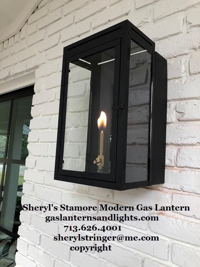 Sheryl's Modern Gas Lanterns