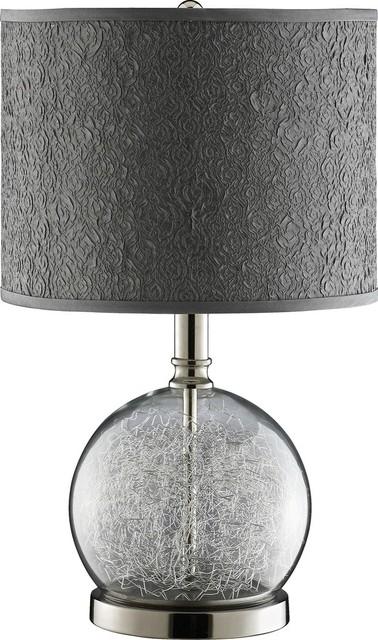 Filament Table Lamp.