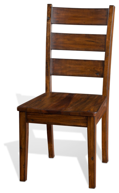 Sunny Designs Tuscany Ladder Back Chair   Contemporary   Dining Chairs   By  GwG Outlet