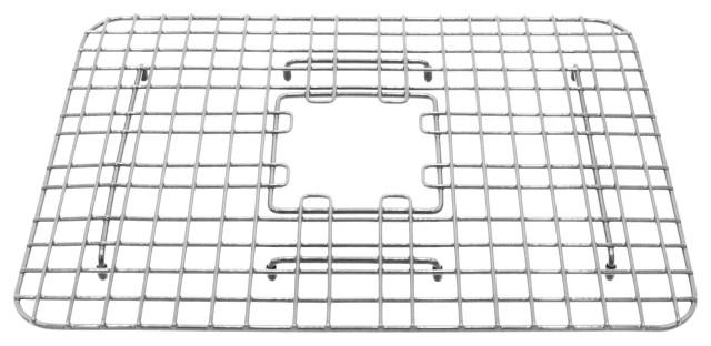 """SinkSense Griffin 15""""x13.05"""" Grid for Kitchen Sinks, Stainless Steel"""