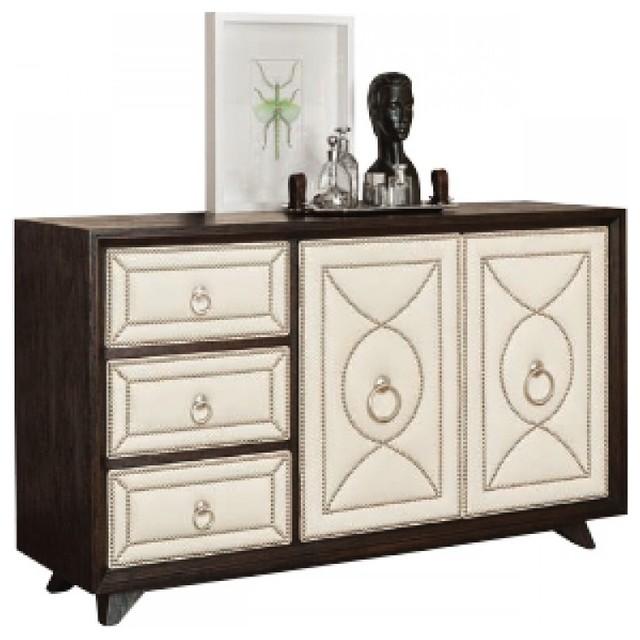 Ambella Home Collection Manhattan Dresser.