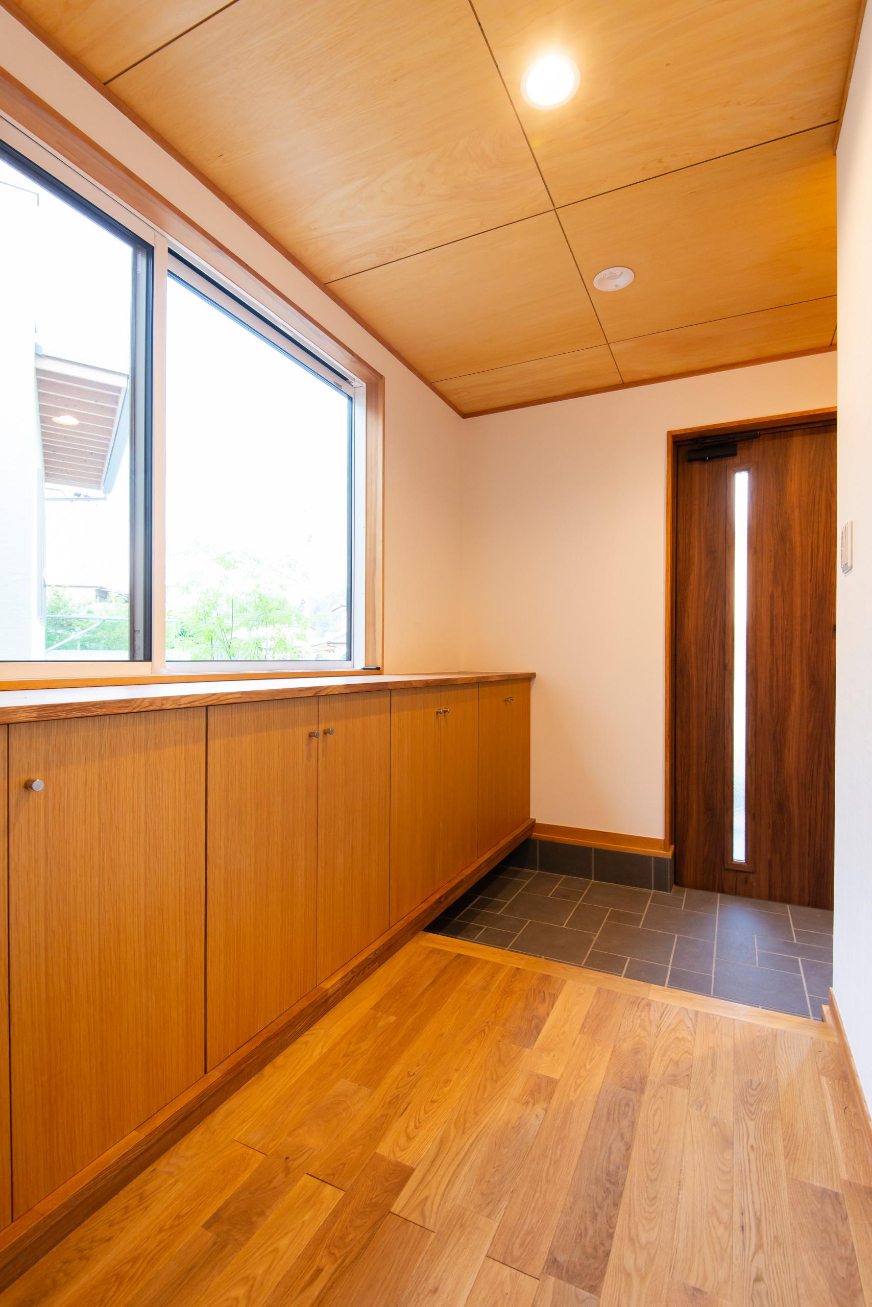 新生駒台の家