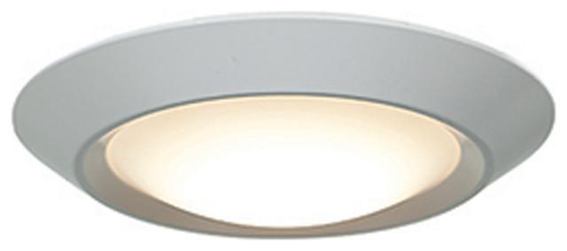 Mini Dimmable LED White Acrylic Lens