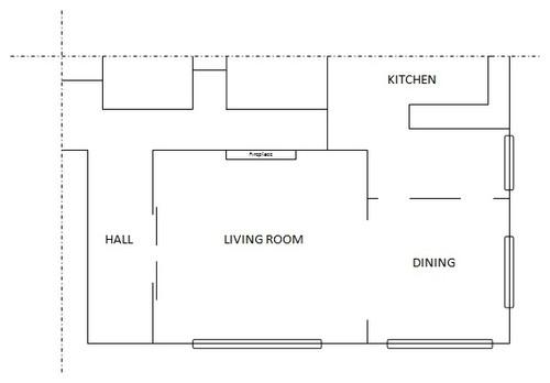 My Living Room Layout Need Help