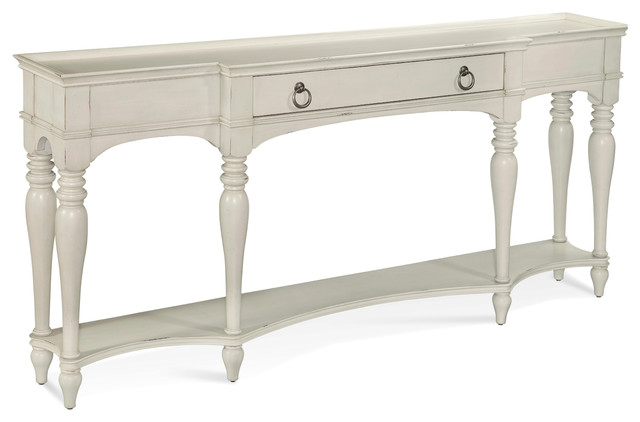 Claire Wooden Console Table.