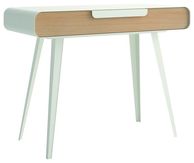 Kapriss Desk, White