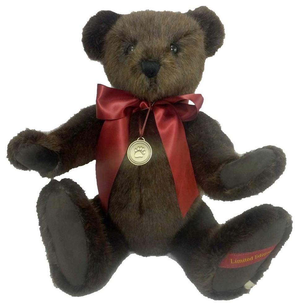 BOYDS H.B./'S Heirloom Series JARED plush BEAR NEW w// tag 500073