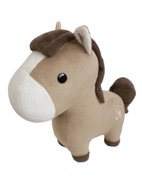Bellzi Cute Horse Stuffed Animal Plush Contemporary Baby And