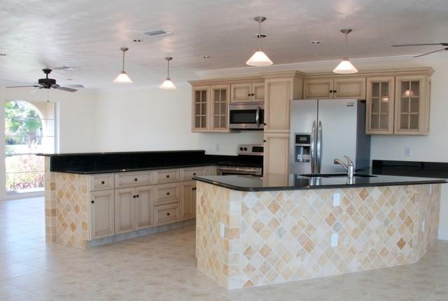 Tuscany Kitchen Cabinets Mediterranean