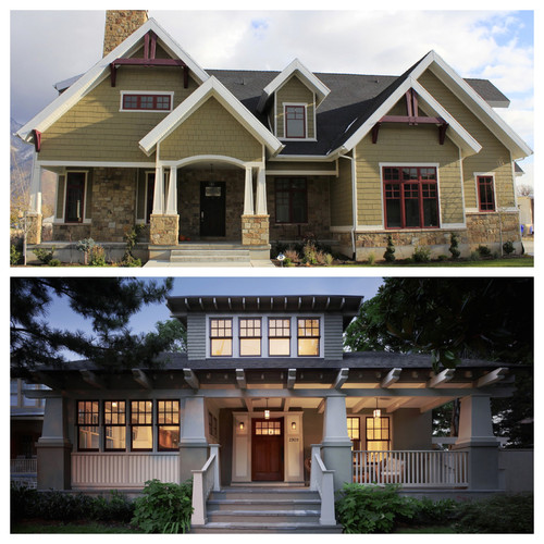poll brand new house vs very old house