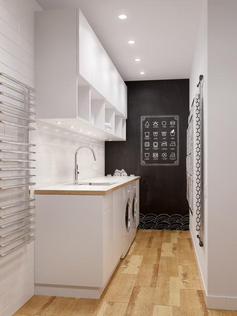 Interior OOD midcentury-rendering
