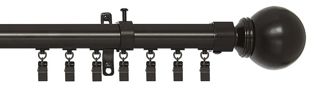 Innovative Traverse Curtain Rod - Porter, 66-120.