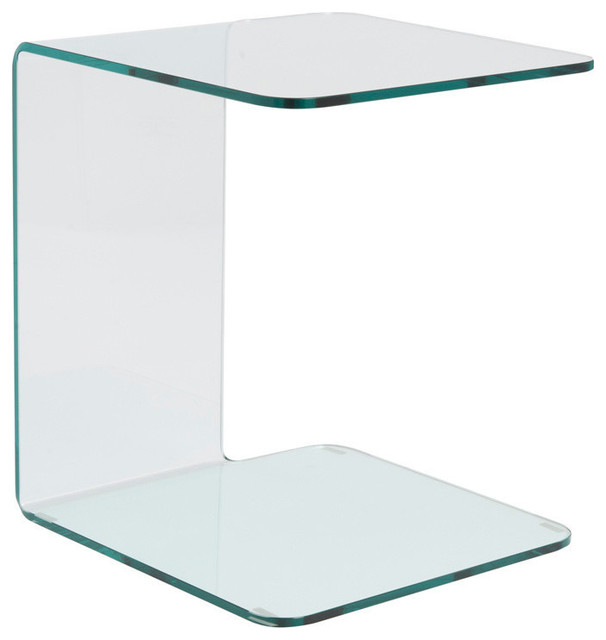 Modern bathroom single vanities - Side Table Modern Side Tables And End Tables By Beyond Stores