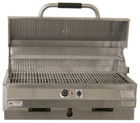 "4400 Series 32"" Marine Built-In Grill With Single Temperature Control."