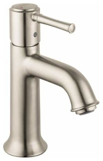 kitchen sink and faucets hansgrohe 14111 talis c single faucet chrome 5626