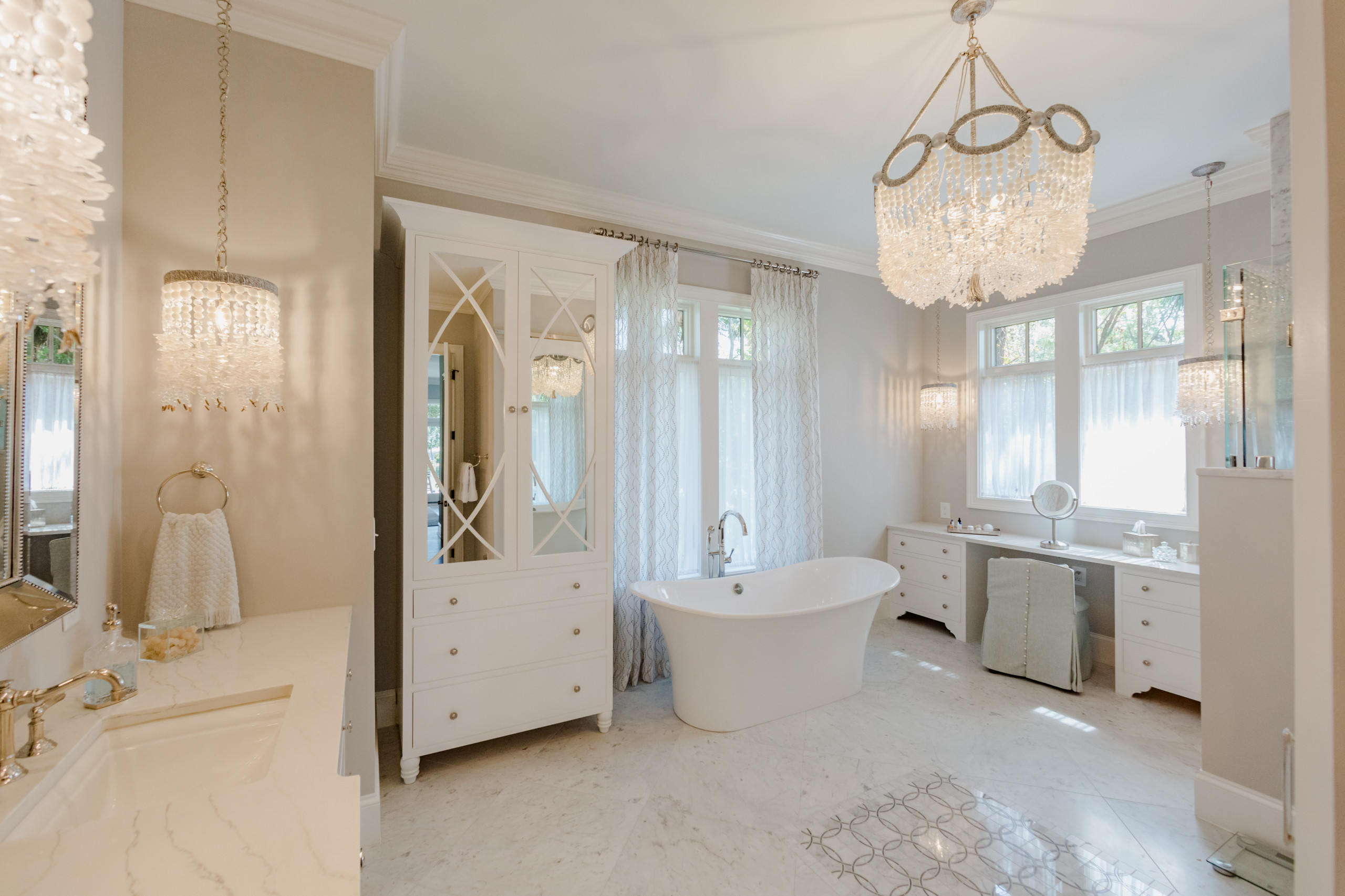 A sparkling Bathroom