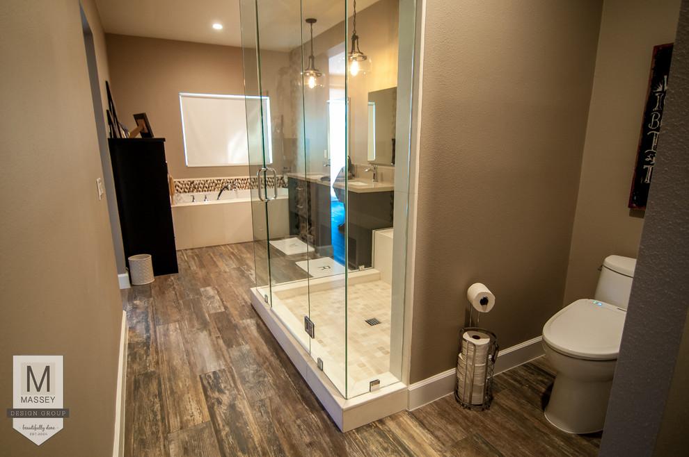 Master Bath Spa Retreat in Carmel Valley