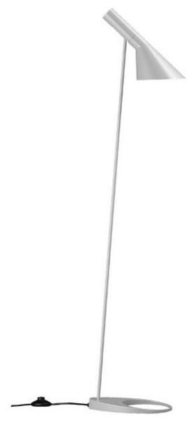 AJ Floor Lamp, White