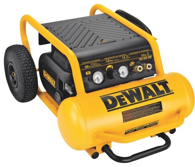 Dewalt 4.5 Gal 200 Psi Compressor D55146.
