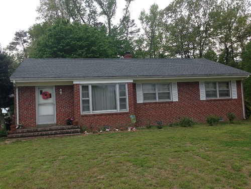 Need help updating 60s brick rancher for 60s architecture homes