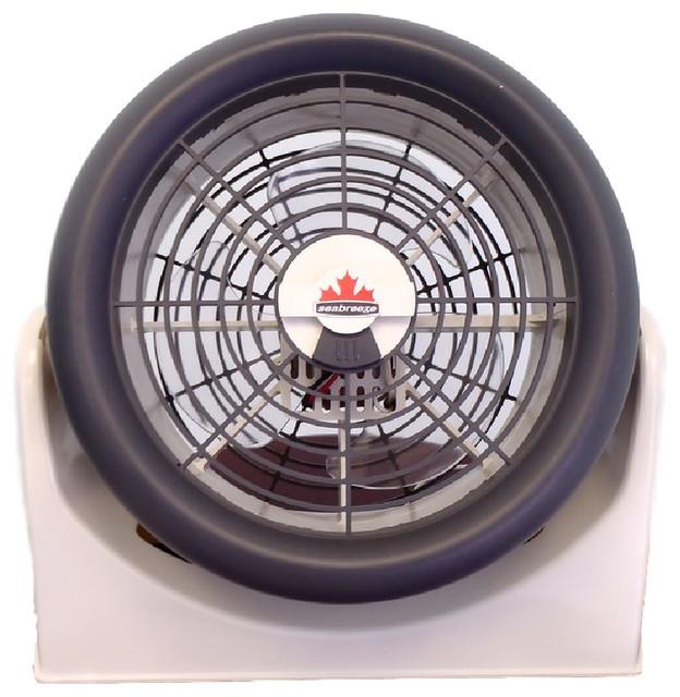 Aerodynamic Turbo Fan.