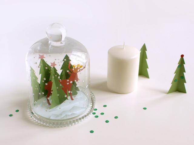 Create a Mini Winter Wonderland