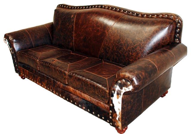 """""""maverick"""" 3 Cushion Sofa."""