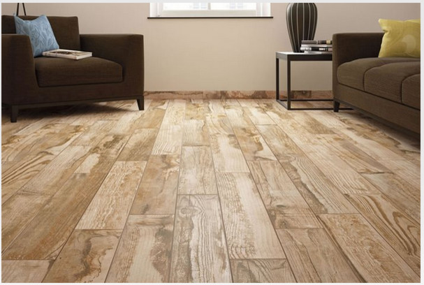 $3.59SF Salvage Red Wood Look Embossed and Registered Porcelain Tile rustic - $3.59SF Salvage Red Wood Look Embossed And Registered Porcelain