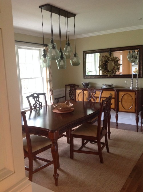 How Do I Design My Dining Room So The Chandelier Fits With Decor! Part 7