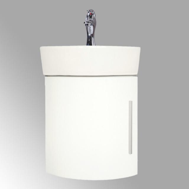 Myrtle 16 1 2 Small Corner Cabinet, Bathroom Corner Sinks And Vanities