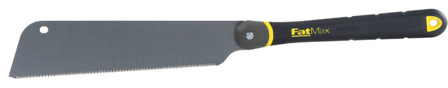 "Stanley 20-500 Fatmax Single Edge Pull Saw, 9""."