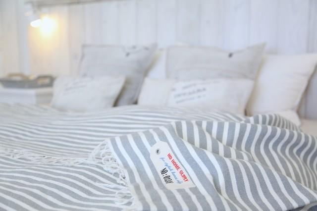 Seawashed-interior Design By Carde Reimerdes - Maritim ... Schlafzimmer Maritim