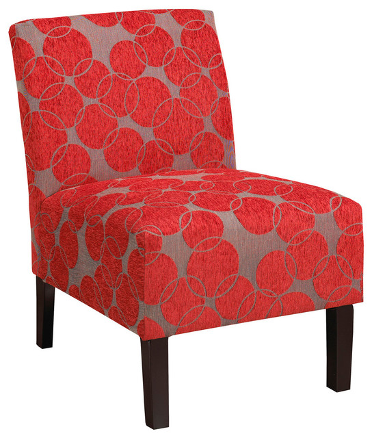 Fabric Accent Chair Transitional Armchairs And Accent