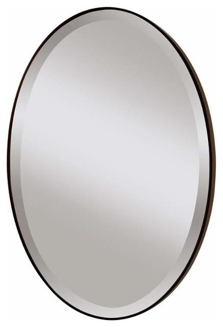 Johnson Wall Mirrors, Oil Rubbed Bronze.