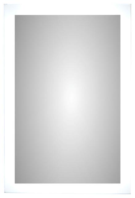 Meek Mirror Lighted Led Mirror Ml3010, 24x32.