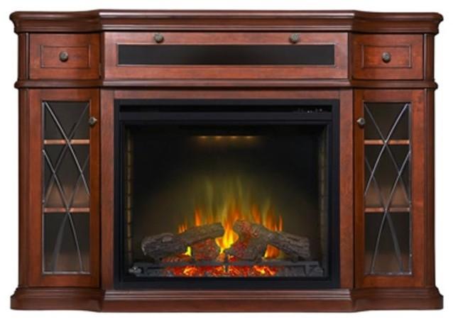 "48""x33"" Moose Creek Fireplace Screen"