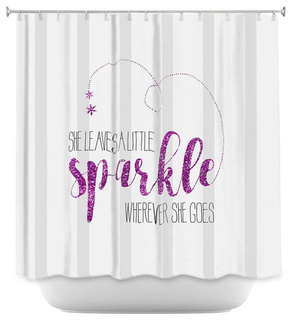DiaNoche Designs Shower Curtain By Zara Martina