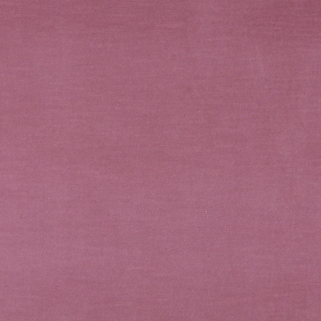 Pink Plush Elegant Cotton Velvet Upholstery Fabric By The Yard