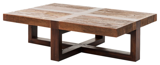 Luxury Rustic Coffee Tables by Kathy Kuo Home