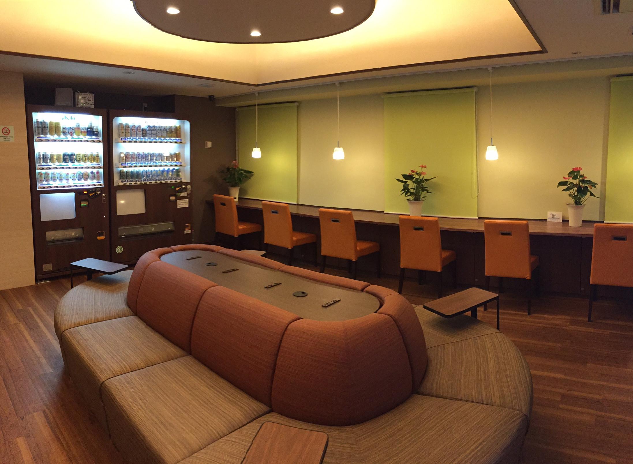 名古屋ビーズホテル 2階ラウンジ