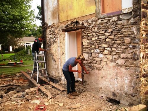 1800s Farmhouse Addition Renovation