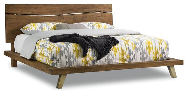 Hooker Furniture Bedroom Transcend King Platform Bed.