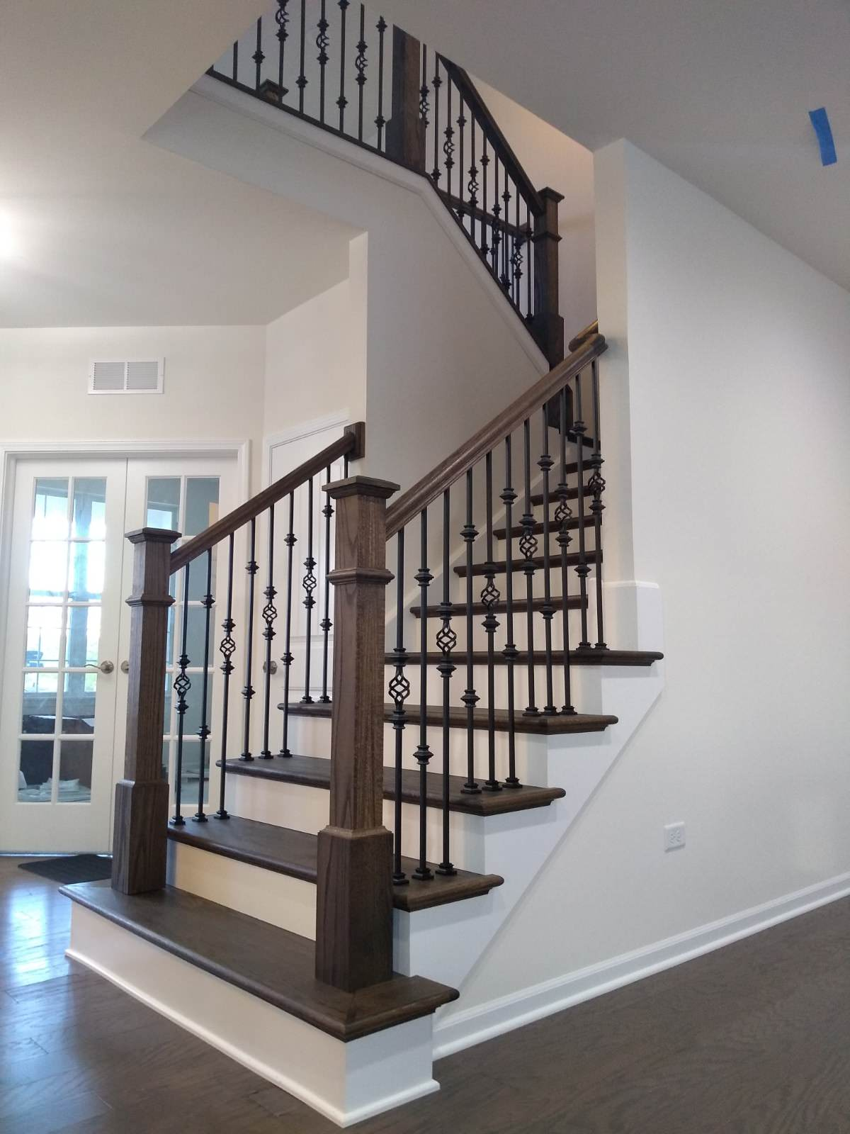 Upgrade of Builder's Staircase