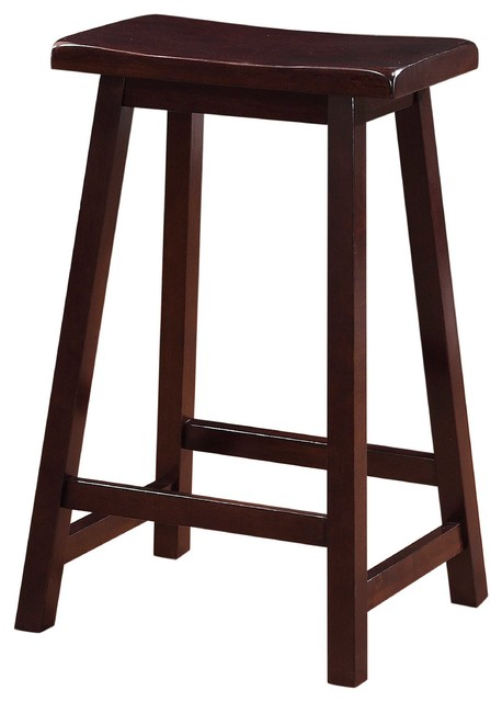 Chandler Saddle Counter Stool.