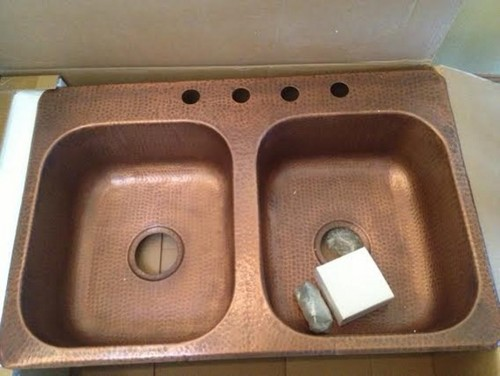 its a two basin traditional model - Kitchen Sinks At Menards
