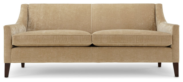 Dianeu0027s Sofa Transitional Sofas