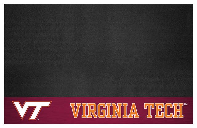 Virginia Tech Hokies Bbq Grill Mat.