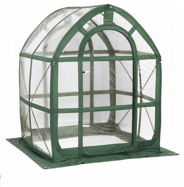 Planthouse 5 Clear, 5&x27;x5&x27;x6.5&x27;.