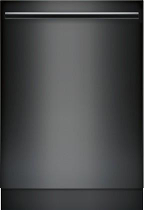 "Bosch 24"" Ascenta Energy Star Rated Dishwasher, Black."