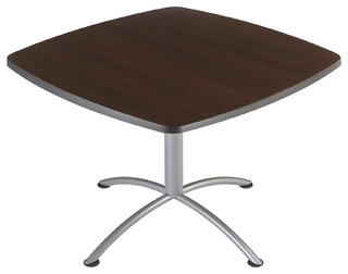"Cafeworks Cafe Table 42"" Square - Contemporary - Coffee Tables - by Iceberg Enterprises"